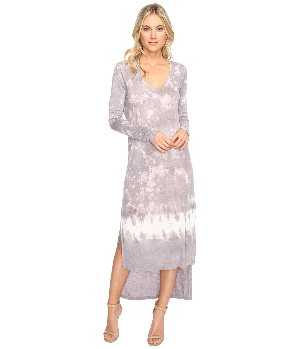 Young Fabulous & Broke - Alivia Dress (Grey Border) Women's Dress