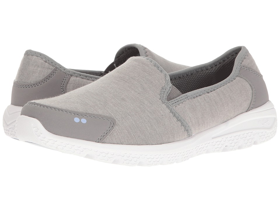 Ryka - Harlow (Frost Grey/Brunnera Blue) Women's Slip on Shoes