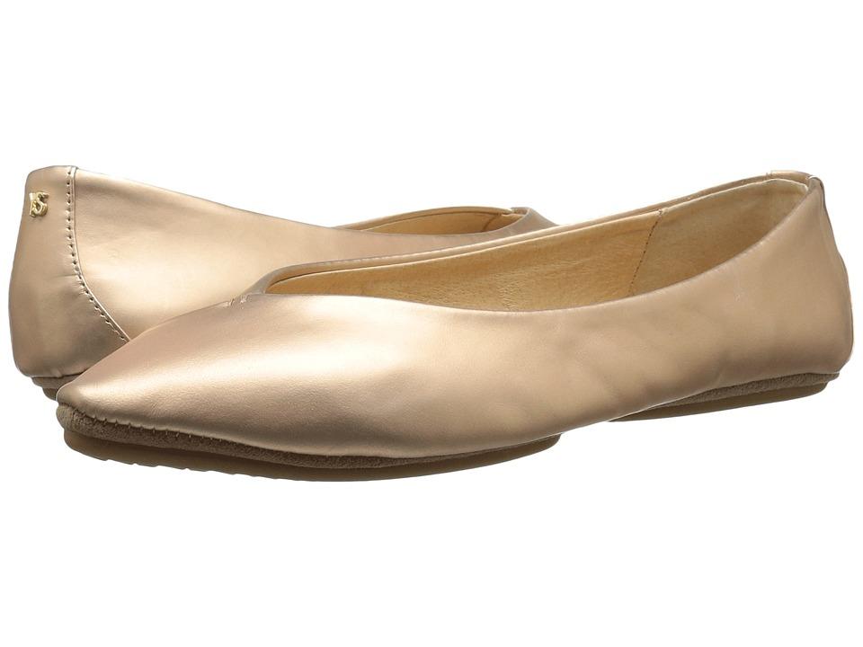 Yosi Samra - Valerie (Rose Gold) Women's Flat Shoes