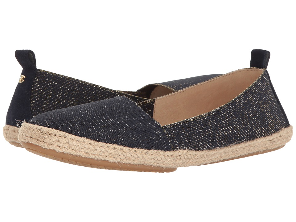 Yosi Samra Liv Espadrille (Denim Blue) Women