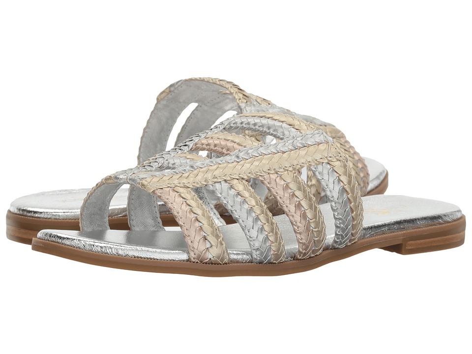 Yosi Samra - Molly (Metallic Multi) Women's Flat Shoes