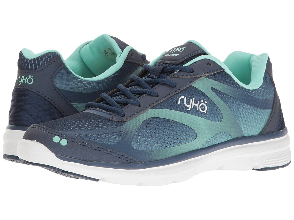 Ryka Illumine (Insignia Blue/Beach Glass) Women