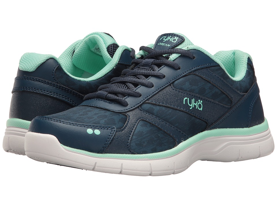 Ryka - Dream SMT (Insignia Blue/Yucca Mint) Women's Shoes