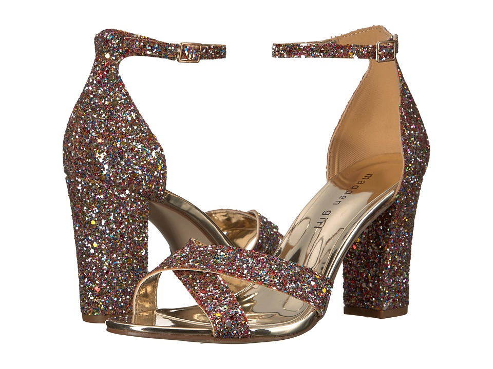 Madden Girl - Brinn-G (Glitter Multi) Women's Shoes