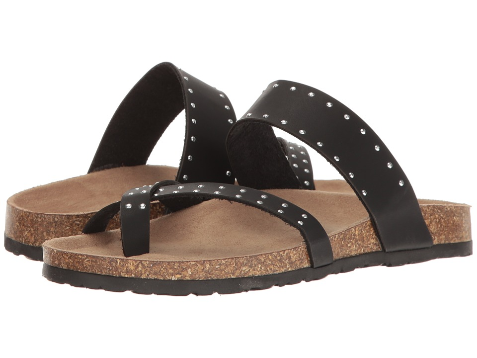 Madden Girl Peanuttt (Black Paris) Women