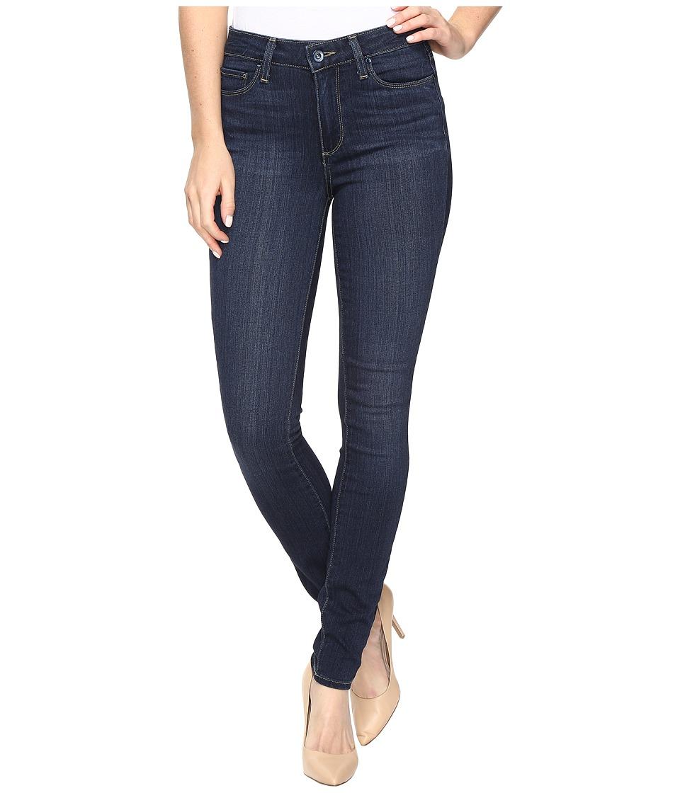 Paige - Hoxton Ultra Skinny in Alden (Alden) Women's Jeans