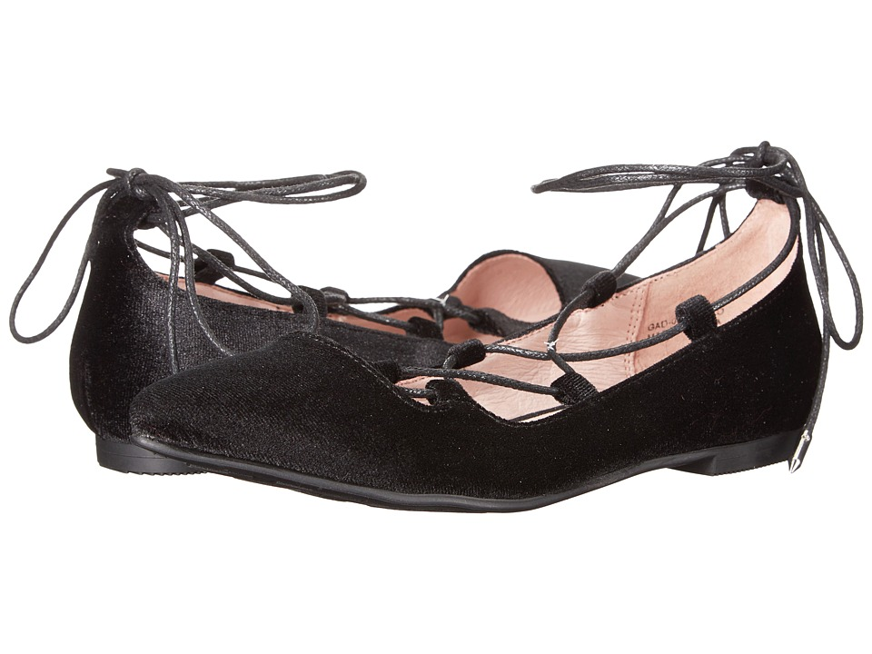 Chinese Laundry - Endless (Black Summer Velvet) Women's Flat Shoes