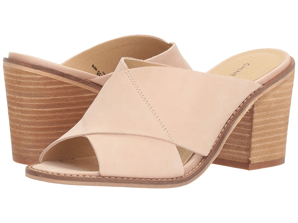 Chinese Laundry - Crissa (Rose Leather) High Heels
