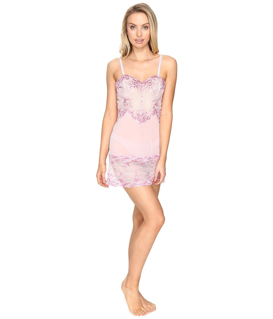 Wacoal - Embrace Lace Chemise (Lilac Sachet Multi) Women's Lingerie
