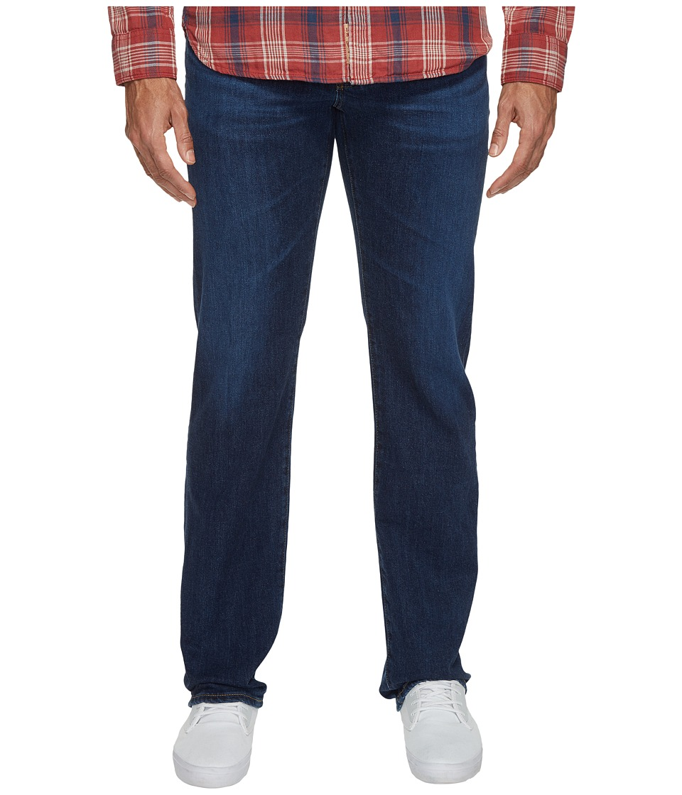AG Adriano Goldschmied Protege Straight Leg Denim in Courts (Courts) Men