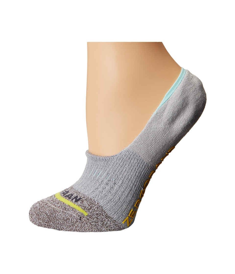 Cole Haan - ZeroGrand No Show (Vapor Grey) Women's Crew Cut Socks Shoes