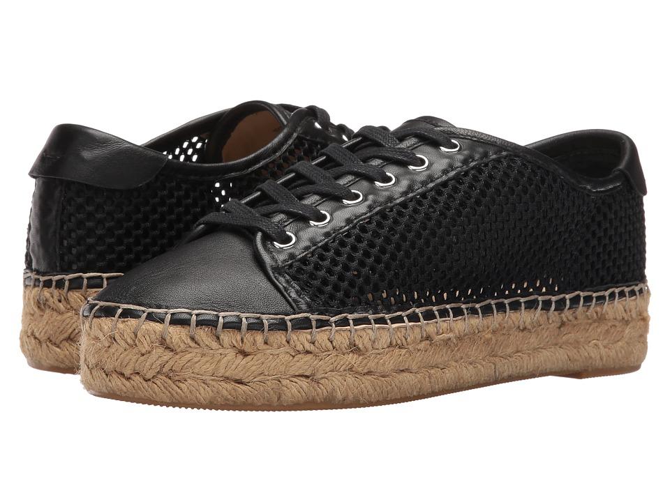 Marc Fisher LTD - Macey (Black/Black Open Mesh) Women's Shoes