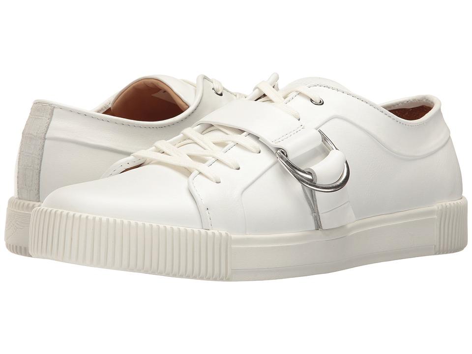 Michael Bastian Gray Label - Lyons Low Sneaker (White) Men's Shoes