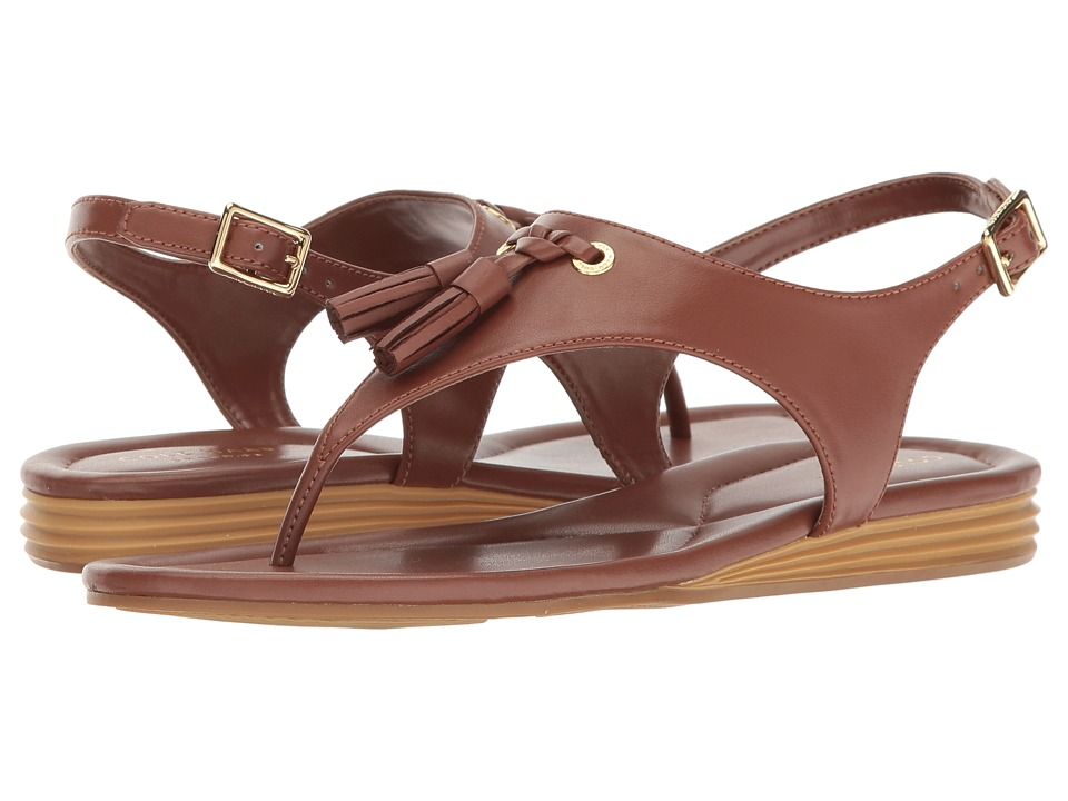 Cole Haan - Rona Grand Sandal (Woodbury) Women's Sandals