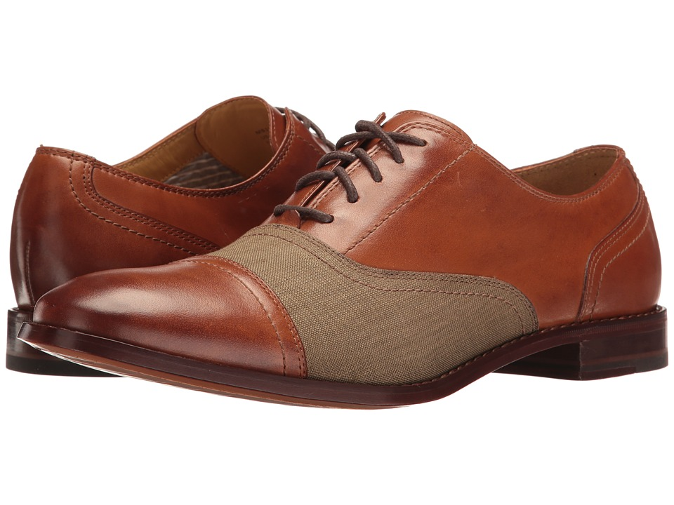 Michael Bastian Gray Label Caan Cap Toe (Tan) Men