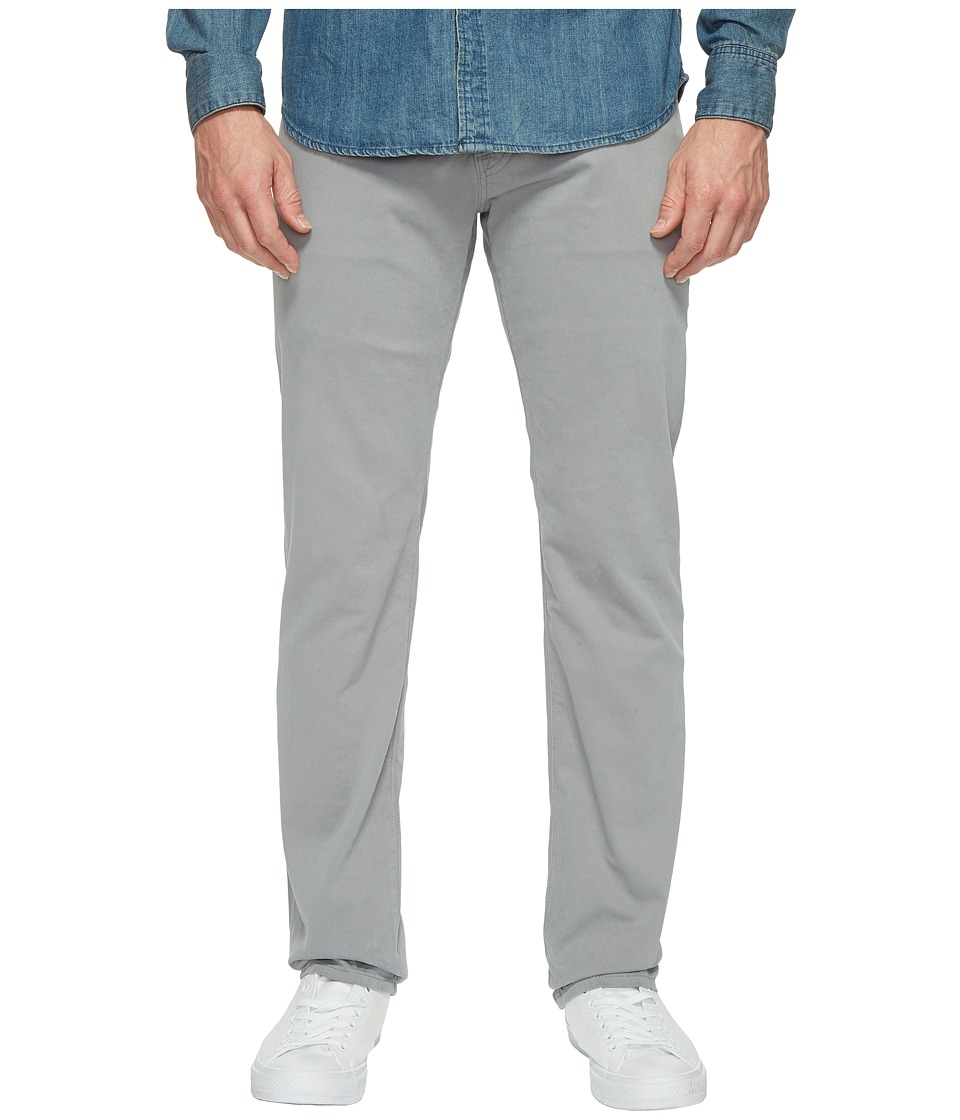 AG Adriano Goldschmied - Graduate Tailored Leg Pants in Cloud Grey (Cloud Grey) Men's Casual Pants