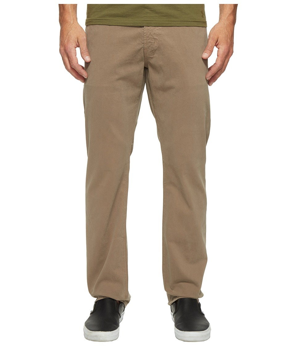 AG Adriano Goldschmied - Graduate Tailored Leg Pants in Forest Brown (Forest Brown) Men's Jeans