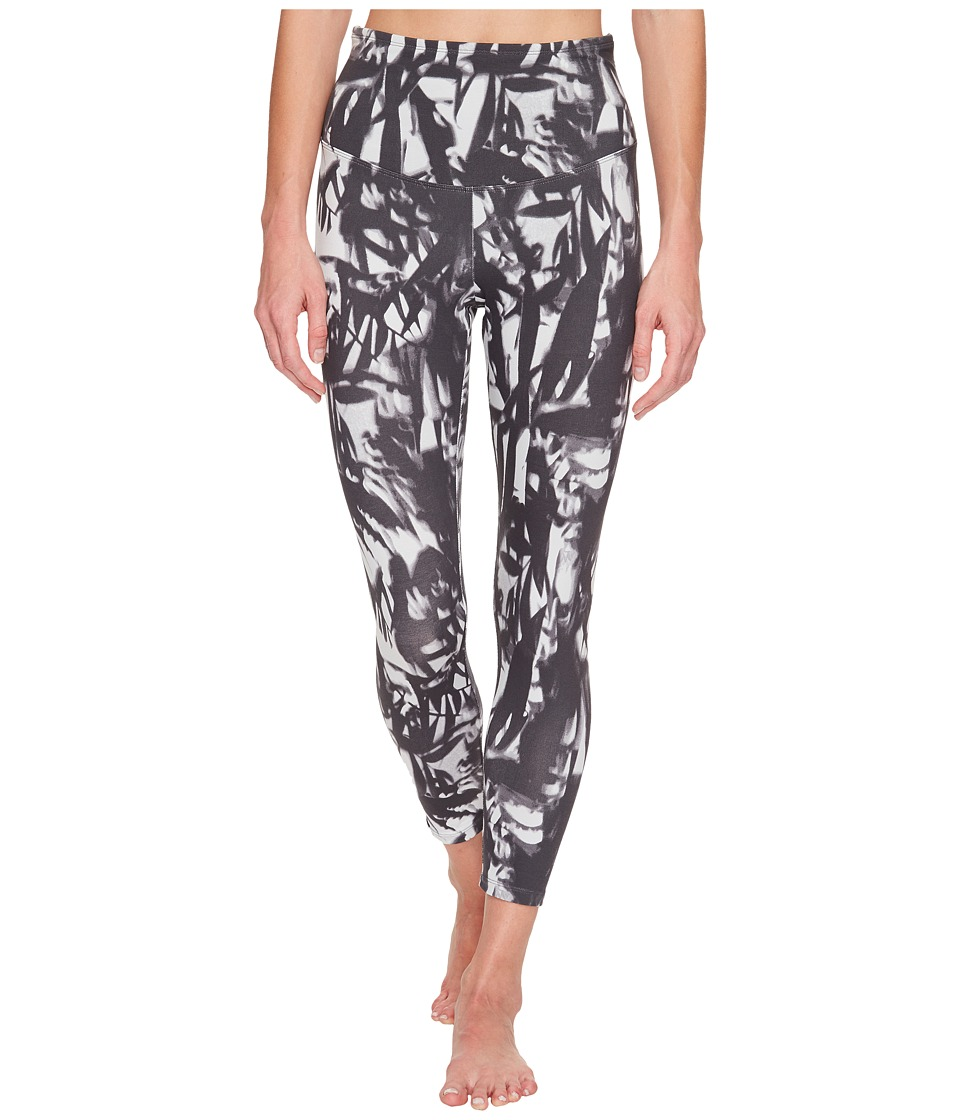 Yummie by Heather Thomson - Cotton Control Andy Skimmer (Asphalt Palm Print) Women's Casual Pants