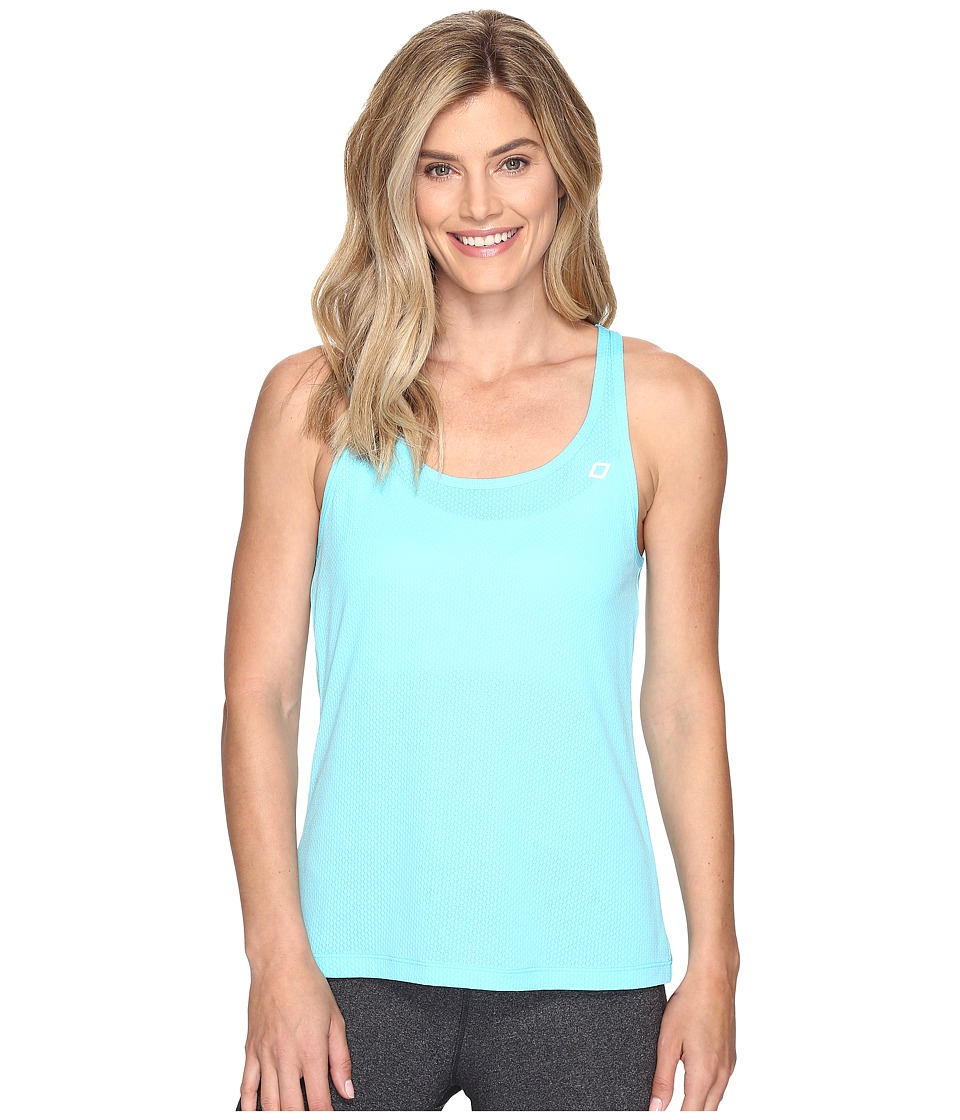 Lorna Jane Caprera Excel Tank Top (Aquarium) Women