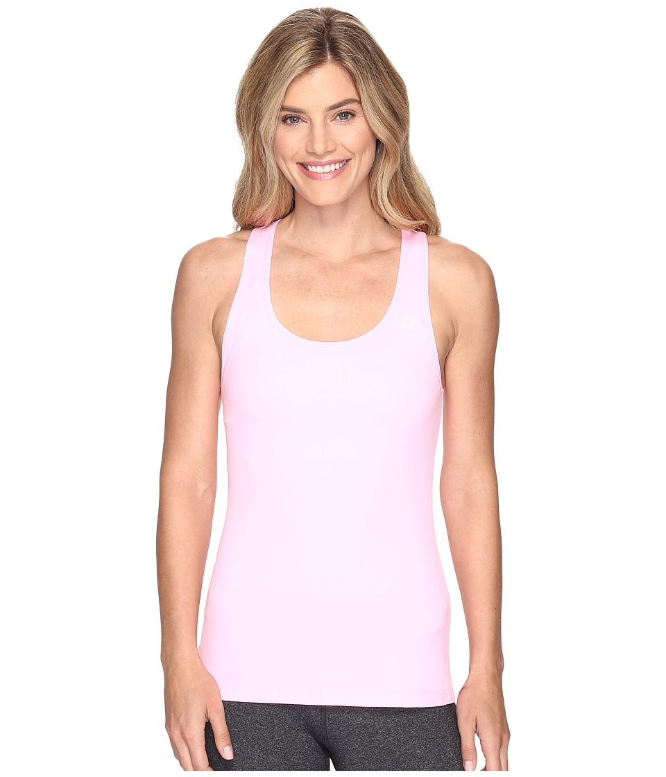 Lorna Jane - Premonition Excel Tank Top (Pale Fairy Floss) Women's Sleeveless