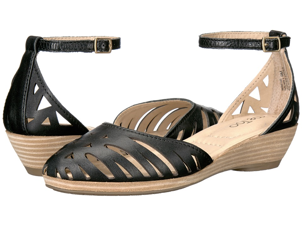 Me Too - Nalani (Black) Women's Shoes
