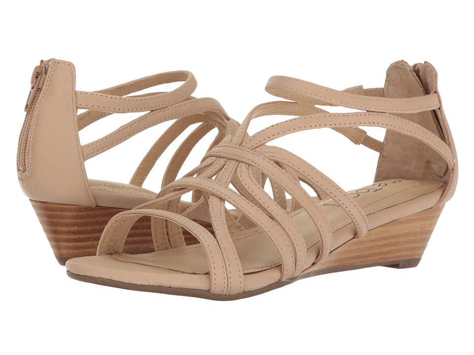 Me Too - Sofie (Blush Nude) Women's Wedge Shoes