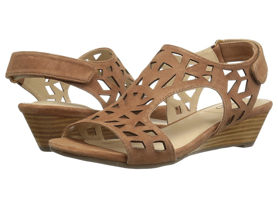 Me Too - Sienna (Tobacco) Women's Wedge Shoes