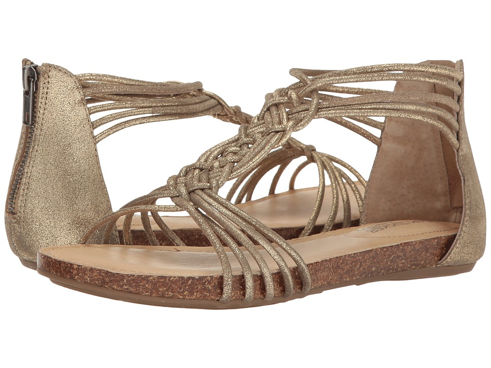 Me Too - Adam Tucker Cali (Asphalt) Women's Sandals
