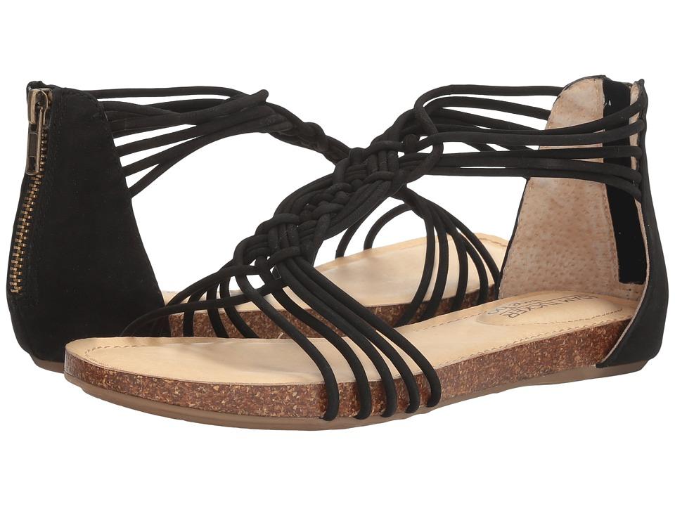 Me Too - Adam Tucker Cali (Black) Women's Sandals