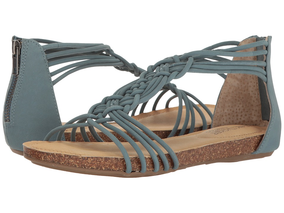 Me Too - Adam Tucker Cali (Ocean Blue) Women's Sandals
