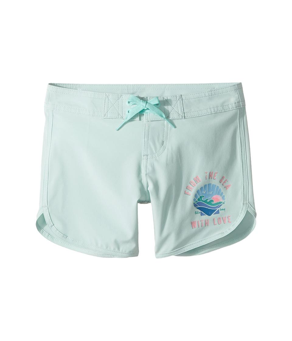 Billabong Kids Sol Searcher Boardshorts (Little Kids/Big Kids) (Beach Glass) Girl