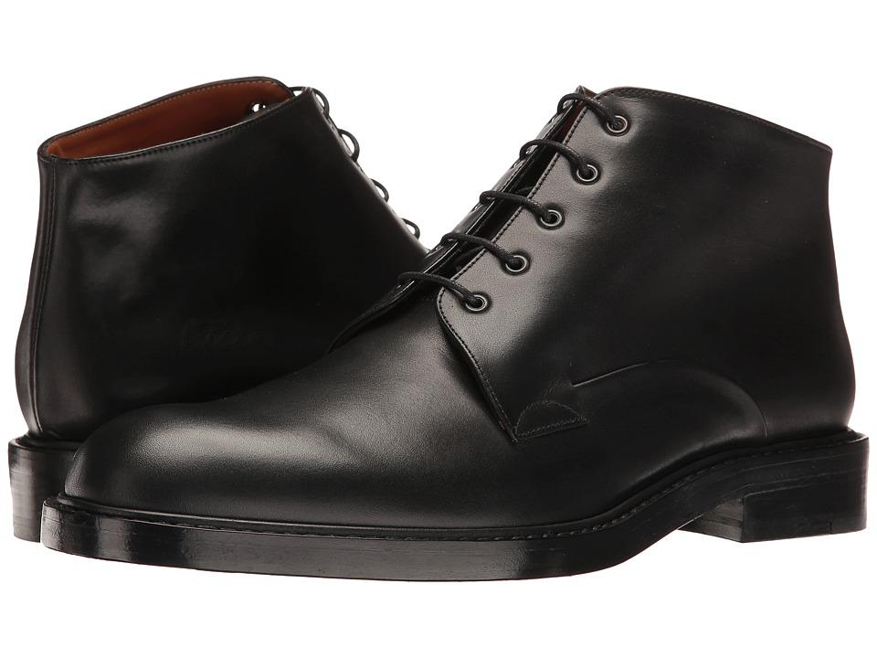 Robert Clergerie - Beeze Boot (Black) Men's Boots