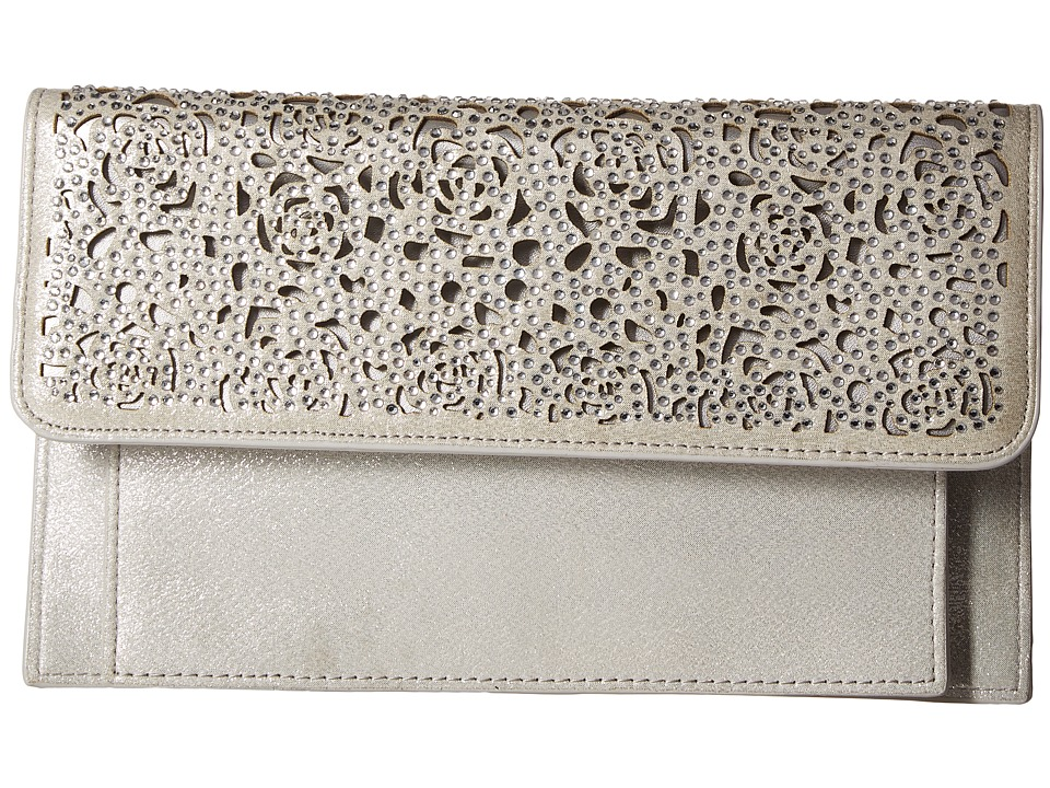 Betsey Johnson - Mara (Silver) Handbags