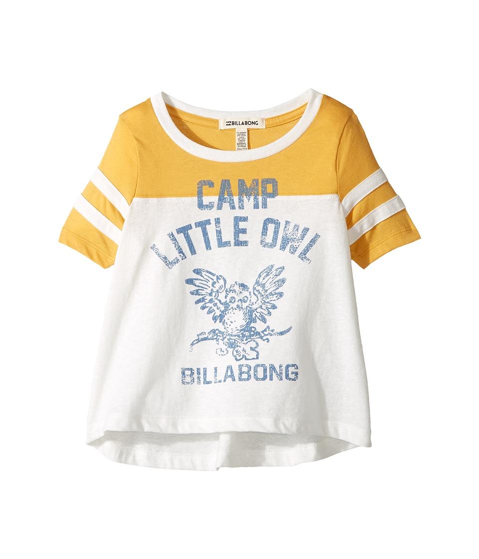 Billabong Kids - Local Girl Top (Little Kids/Big Kids) (Goldrush) Girl's Clothing