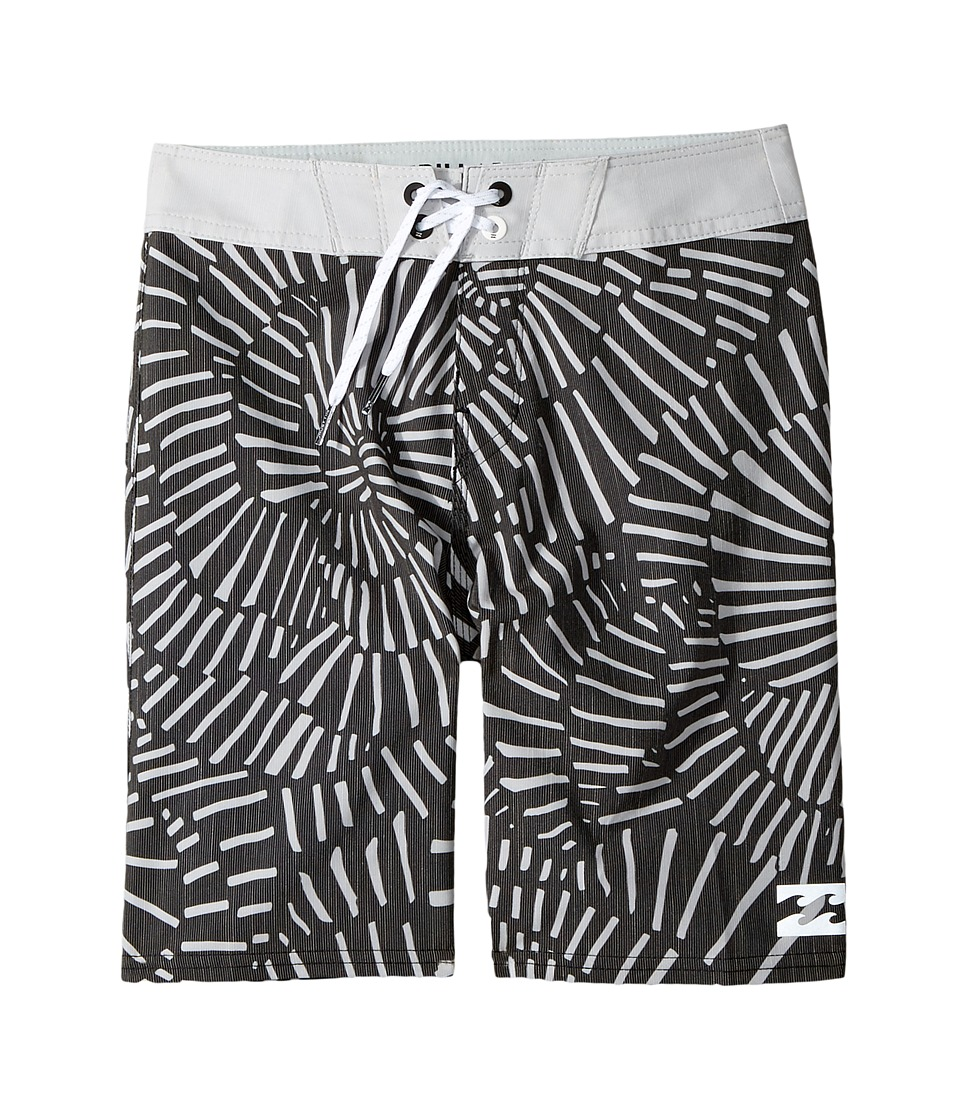 Billabong Kids Sundays X Boardshorts (Big Kids) (Stealth) Boy