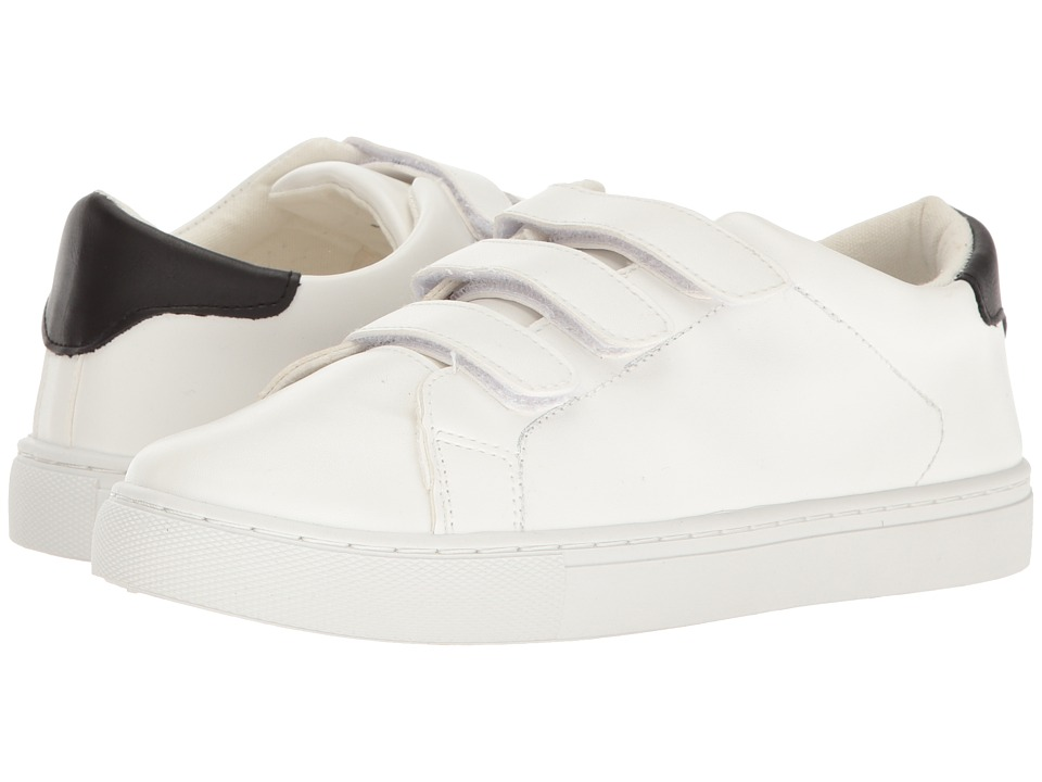 Esprit - Whistle (White/Black Cuff) Women's Shoes