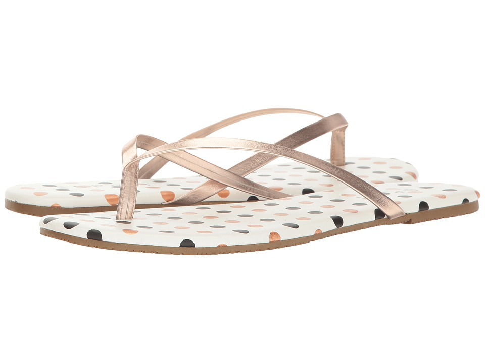Esprit - Party-E2-B (Rose Gold/Mulit Dot) Women's Sandals