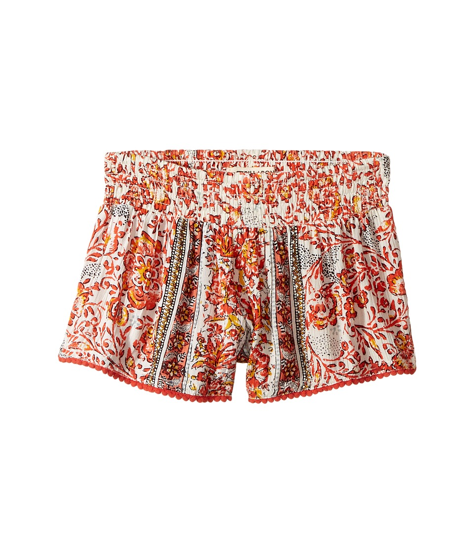 Billabong Kids - Spin Back Shorts (Little Kids/Big Kids) (Vintage Coral) Girl's Shorts