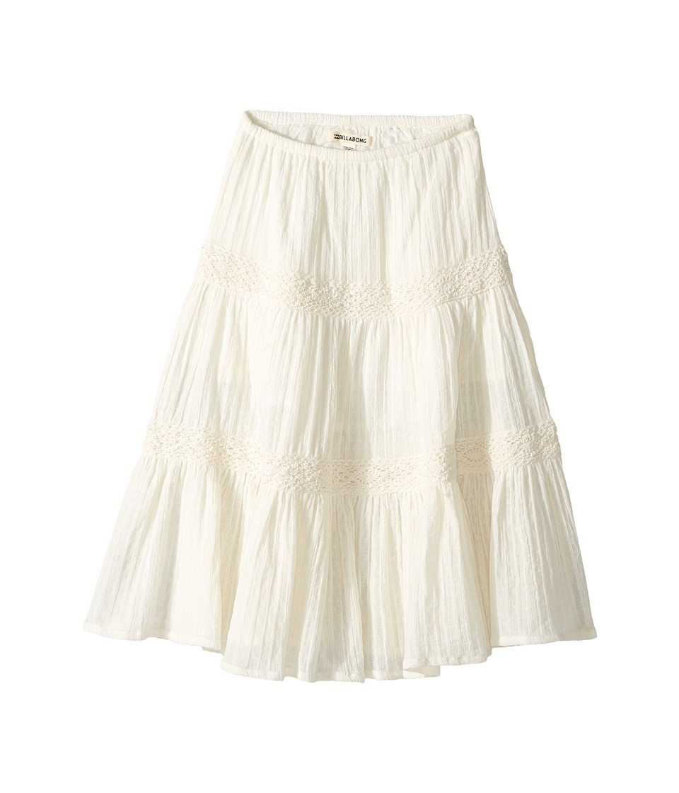 Billabong Kids - Prairie Fun Skirt (Little Kids/Big Kids) (Cool Wip) Girl's Skirt