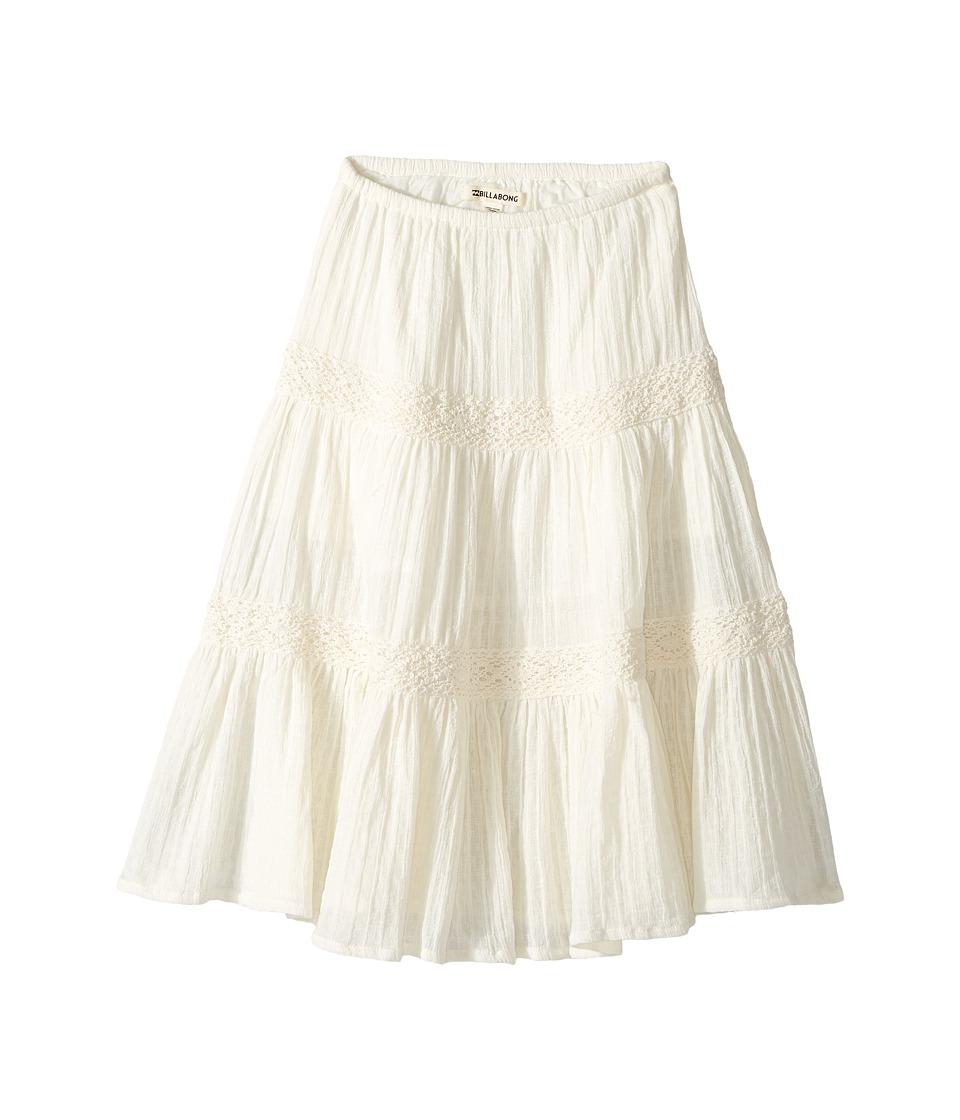 Billabong Kids - Prairie Fun Skirt (Little Kids/Big Kids) (Cool Wip) Girl's Skirt