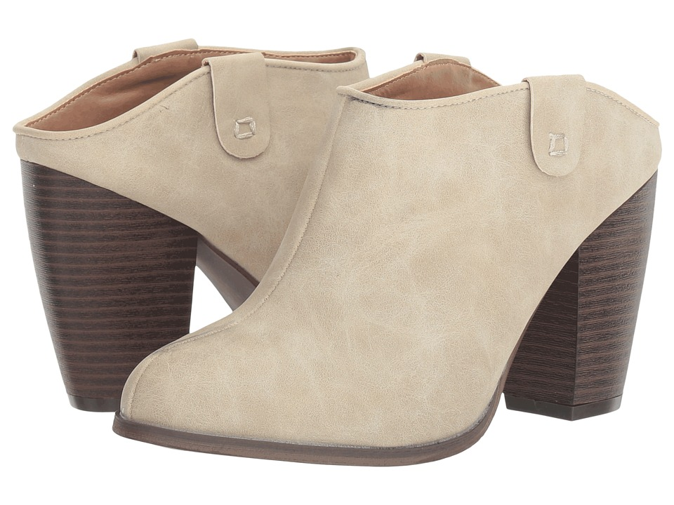 Michael Antonio Morris (Winter White Nubuck PU) Women