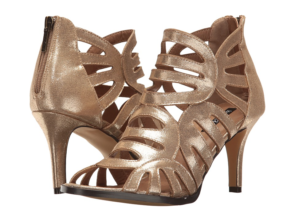 Michael Antonio - Lush - Metallic (Gold Metallic PU) Women's Shoes