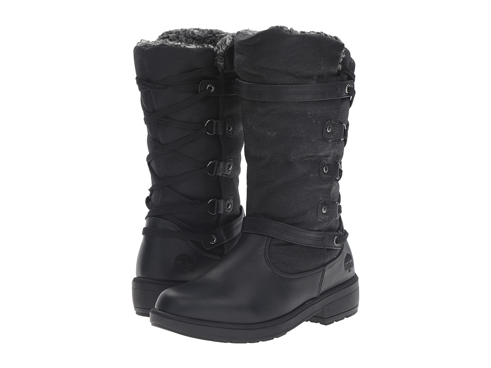 Totes - Denise (Black) Women's Boots
