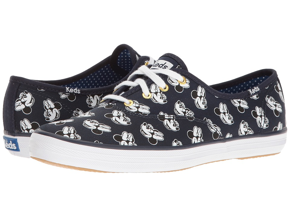 Keds Champion Minnie (Navy) Women