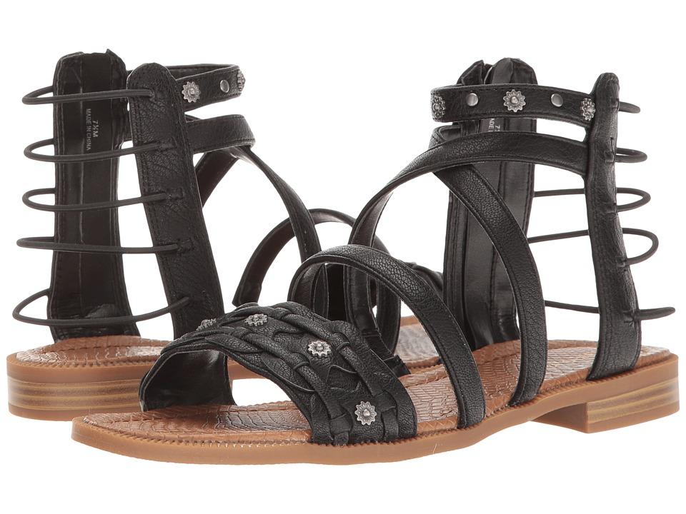 Nine West Xaime Black Shoes