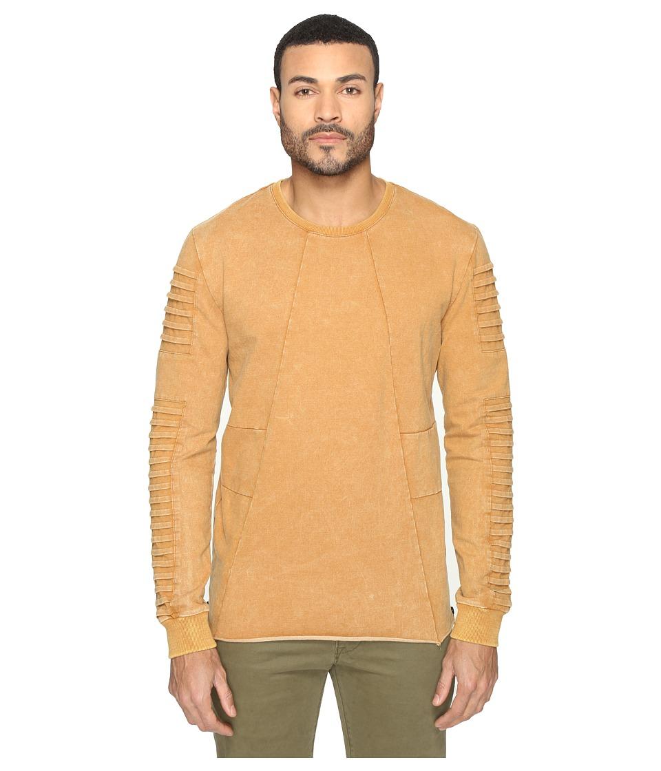nANA jUDY - Yosemite Fleece Sweater (Acid Sand) Men's Sweater