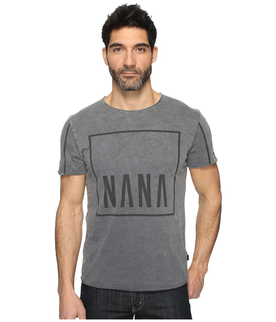 nANA jUDY - Dune Tee (Acid Grey) Men's T Shirt