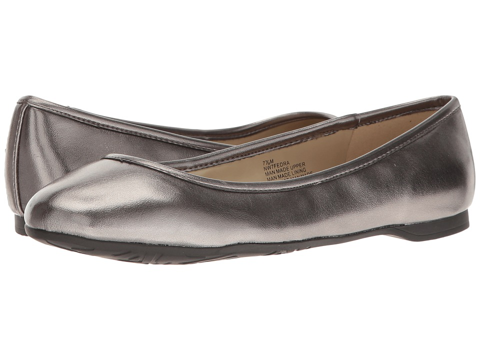 Nine West - Fedra (Bio Pewter) Women's Flat Shoes
