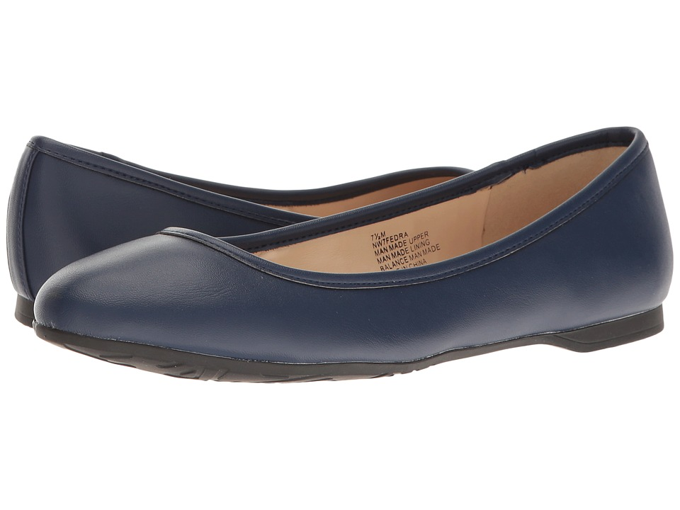 Nine West - Fedra (Marine) Women's Flat Shoes