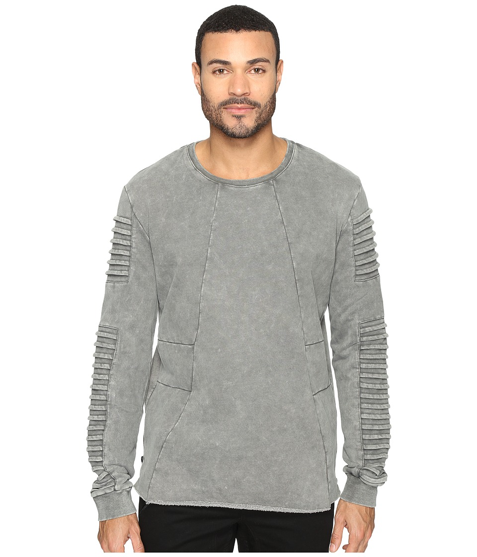 nANA jUDY - Yosemite Fleece Sweater (Acid Grey) Men's Sweater